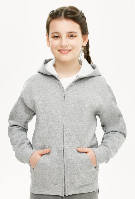 Bluza dziecięca rozpinana pod nadruk