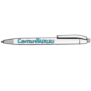Długopis z własnym nadrukiem