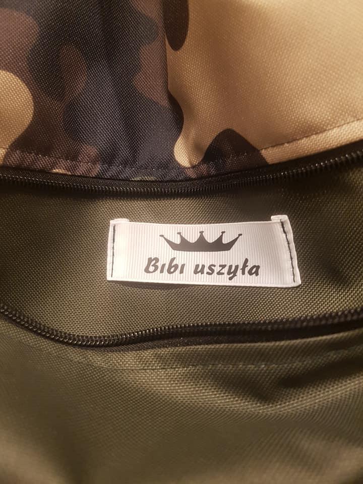 Bibi uszyła - customowa odzież, galanteria na zamówienie