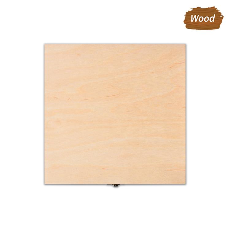 Szkatułka drewniana duża - naturalne drewno - ze znakowaniem lub bez!