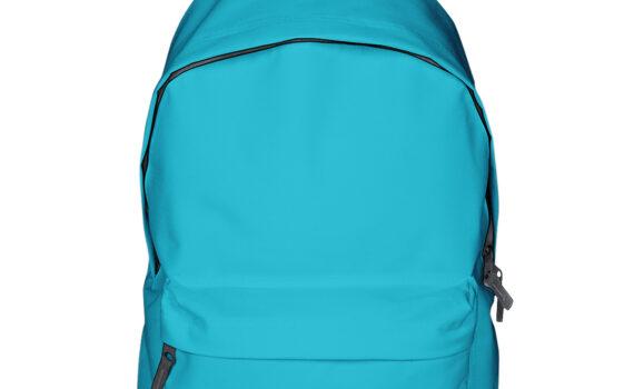 Plecak Niebieski pod nadruk