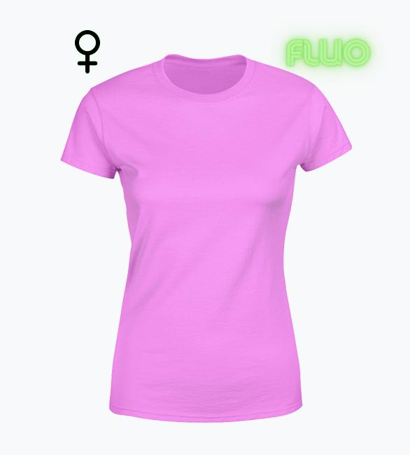 Koszulki z nadrukiem fluorescencyjnym