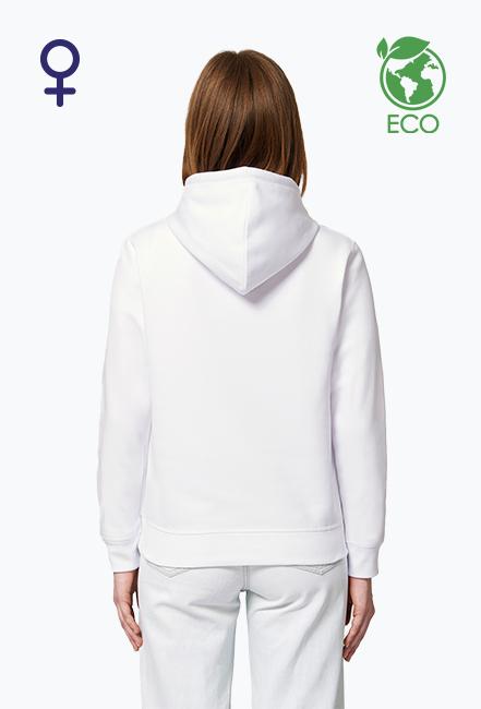 Linia odzieży ECO - Bluza Damska Kapturowa