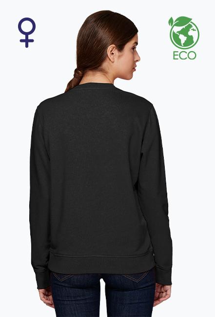 Linia odzieży ECO - Bluza Damska Klasyczna