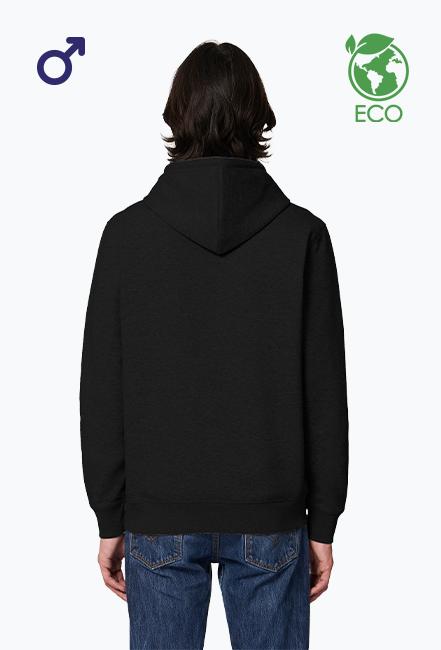 Linia odzieży ECO - Bluza Męska Kapturowa