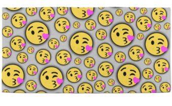 Buziaki - ręcznik FULLPRINT