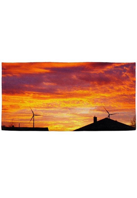 Sunset - ręcznik FULLPRINT