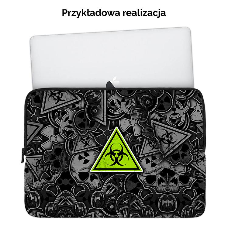 Etui na laptopa z nadrukiem FULLPRINT