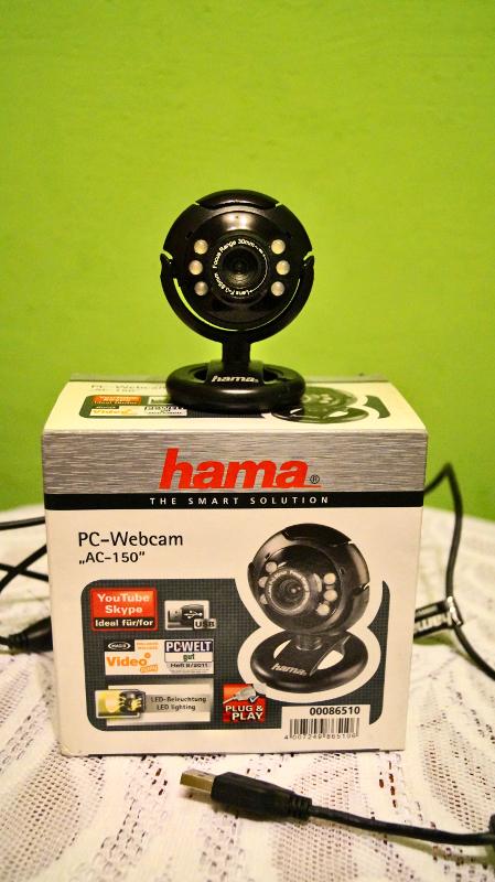 Kamerka komputerowa HAMA - Gliwice